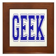 Geek Framed Tile