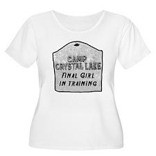 Cute Crystal lake girl T-Shirt