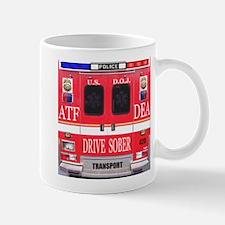 Emergency Services Vehicle Mug