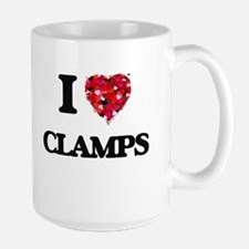 I love Clamps Mugs