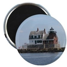 Cute Maine lighthouse Magnet