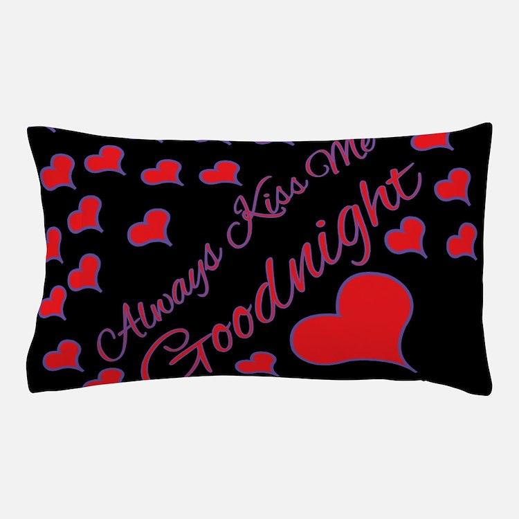 Always Kiss Me Goodnight Bedding Always Kiss Me