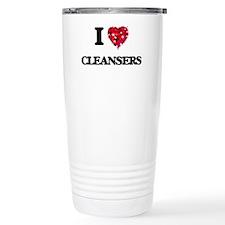 I love Cleansers Travel Mug