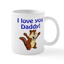 Cute I love chipmunks Mug