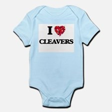I love Cleavers Body Suit