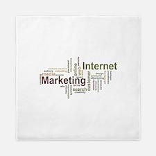 marketing mix.png Queen Duvet
