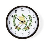 Guatemala Wall Clocks