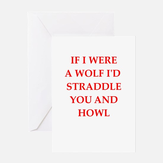 flirting joke on gifts and t-shirts. Greeting Card