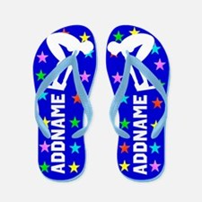Fantastic Swimmer Flip Flops
