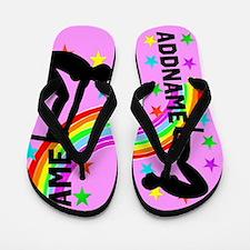 Swim To Win Flip Flops