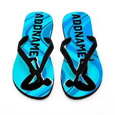 Greatest Swimmer Flip Flops
