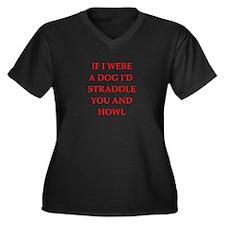 flirting joke on gifts and t-shirts. Plus Size T-S