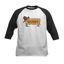 Wendy western Tee