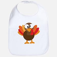 Funny Turkey Bib