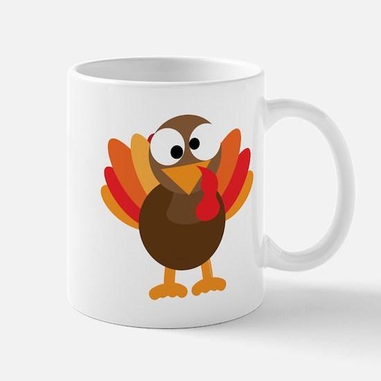 Funny Turkey Mug