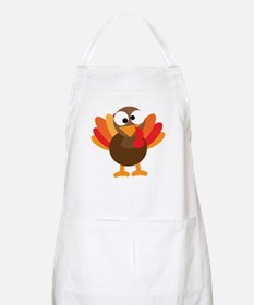 Funny Turkey Apron