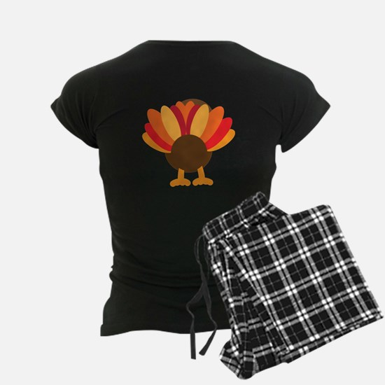Funny Turkey pajamas