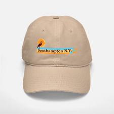 Southampton - Long Island. Baseball Baseball Cap
