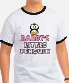 Daddy's Little Penguin T-Shirt