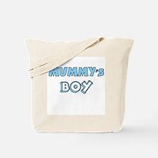 Mummys Boy Tote Bag