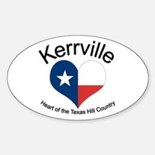 Funny Country fest Sticker (Oval)