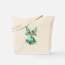 Little Christmas Fairy Tote Bag