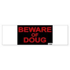 Cute Doug Bumper Sticker