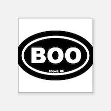 """Cute Boone Square Sticker 3"""" x 3"""""""