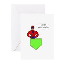 Pocket Protector Greeting Cards (Pk of 10)