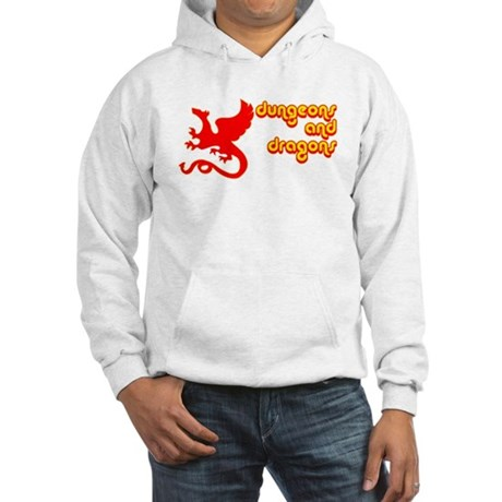 Dungeons and Dragons Hooded Sweatshirt