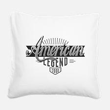 Birthday Born 2000 American L Square Canvas Pillow