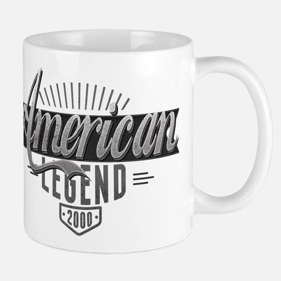 Birthday Born 2000 American Legend Mug