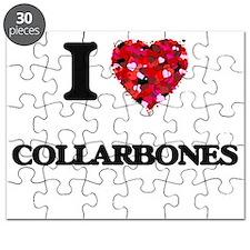 I love Collarbones Puzzle