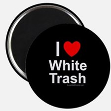 White Trash Magnet