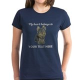 Yorkshire Women's Dark T-Shirt