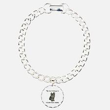 Custom Yorkshire Terrier Bracelet
