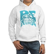 Peace is the Answer Hoodie