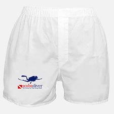 scubadiver Boxer Shorts