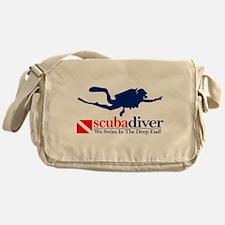 scubadiver Messenger Bag