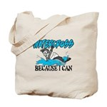 Watercross Tote Bag