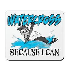 Watercross Mousepad