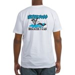 Watercross Fitted T-Shirt