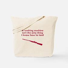 Washing machine load Tote Bag