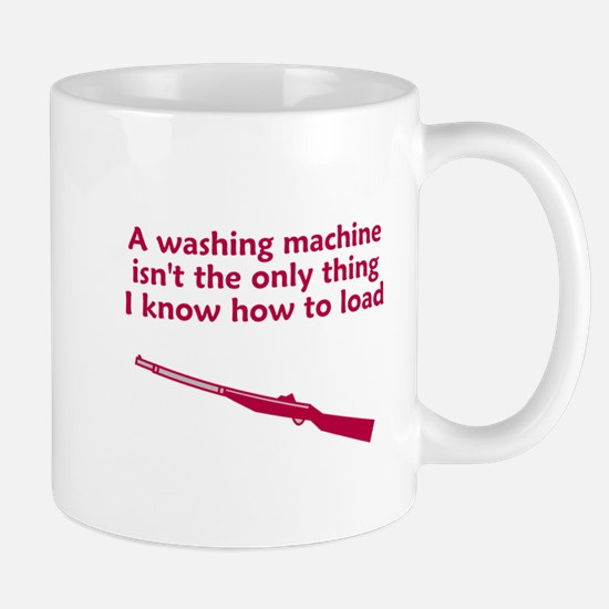 Washing machine load Mug