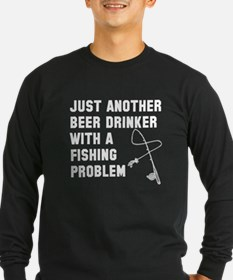 Beer drinker fishing prob T