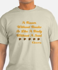Room Without Books T-Shirt