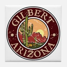 Gilbert Tile Coaster