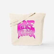 Cute Codepink Tote Bag