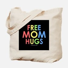 Free Mom Hugs Tote Bag