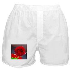 A rose Boxer Shorts